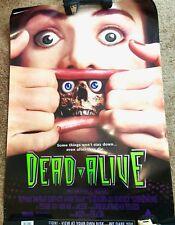 Dead Alive Movie Poster 1992 Original Movie Poster 27x40