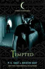 """AS NEW"" Tempted: A House of Night Novel (House of Night Novels), Cast, Kristin,"