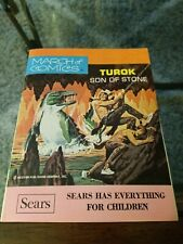 Turok Indian Chief Lost in Space March Of Comics