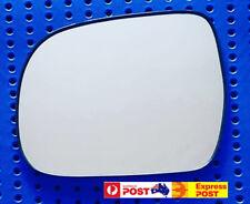 Left side mirror glass for LEXUS RX300 RX330 RX350 RX400 04/03-11/08 Convex base