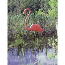 "Union # 62565 Realmingo 52"" Original Featherstone Pink Plastic Lawn Flamingo"