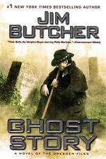 Jim Butcher - Ghost Story - The Dresden Files - HC w/DJ 2011