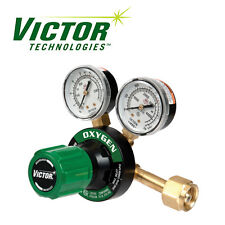 Victor Oxygen Regulator, Medium Duty, G250-150-540, 0781-9400