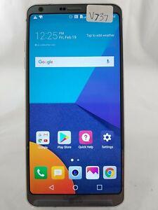 "LG G6 US997 32GB 5.7"" US Cellular GSM Unlocked Android Smartphone Silver V737"