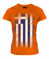 Abbigliamento e accessori arancione, in grecia