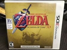 The Legend of Zelda: Ocarina of Time 3D (3DS, 2011)