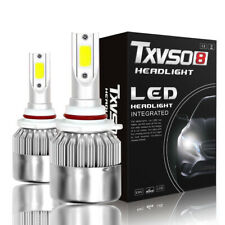 2Pc HB4 9006 LED Headlight Bulb Kit Low Beam Fog Light 110W 6000K 20000LM TXVSO8