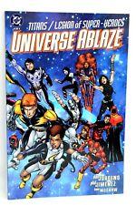 Universe Ablaze #1 of 4 Titans Legion of Super-Heroes 2000 Comic DC Comics VF