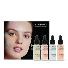 Algenist REVEAL Concentrated Color Correcting Drops set NIB