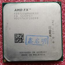 AMD FX-8120 FX8120 CPU FD8120WMW8KGU 2.8GHz 8MB 95W Socket AM3+ Processor US
