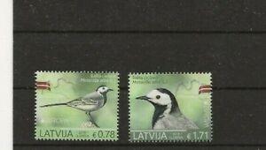 Lettland- Europa 2019 - Vögel , 1072 - 73 **