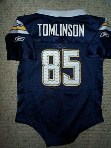 *IRREGULAR* Chargers LADAINIAN TOMLINSON nfl INFANT BABY Jersey 24M M 24 Months
