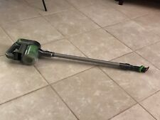 Kalorik 2-In-1 Cordless Rechargeable Cyclonic Vacuum Cleaner -Green/Silver -