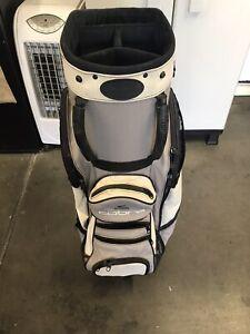 cobra golf bag cart