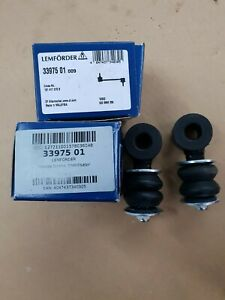 VW Mk2 Golf Front Suspension Drop Links Lemforder