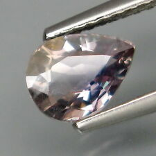 Pear Excellent Cut Transparent Loose Natural Sapphires
