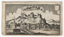 Trostberg. - cuivre clés de A. w. ERTL, 1687-1690