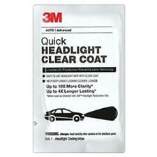 3m 3M-32516 Headlight Clear Wipes 40/bx