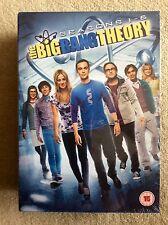 The Big Bang Theory - Seasons 1-6 - Complete (DVD, 2013, 19-Disc Set, Box-Set)