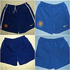 Manchester United / 2008-2009 3rd+Away - NIKE - 2x JUNIOR Shorts. 12/13y 152-8cm