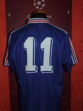 11 FRANCE FRANCIA 1994 MAGLIA SHIRT CALCIO FOOTBALL JERSEY CAMISETA MAILLOT
