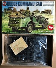 AIRFIX 08361-6 - DODGE COMMANDO CAR - 1/35 PLASTIC KIT