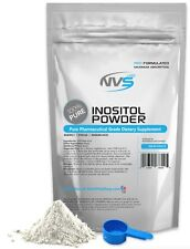 3.5 oz (100g) NVS 100% PURE INOSITOL POWDER