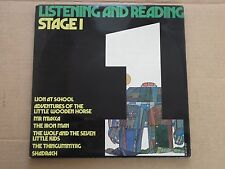 LISTENING & READING stage 1 double LP XX 1934