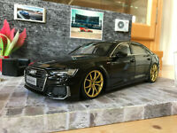 Audi A6L FAW Händler Edition 1:18 Tuning Umbau in OVP