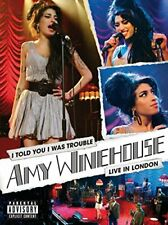 Amy Winehouse 'I Told You I Was Trouble – Amy Winehouse Live in DVD (2007)  New
