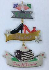 Hallmark Keepsake Friends Forever 2012 Christmas Ornament New In Box