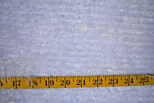 White Eyelash 2 Way Stretch Polyester Chenille Knit Fabric By The 1/2 Yard