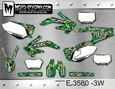 Honda CRf450X CRf 450X 2005 up to 2014 graphics decals kit  Moto-StyleMX