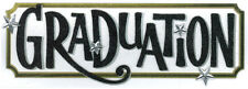 Jolee's Boutique Title Waves Dimensional Stickers-Graduation Tag