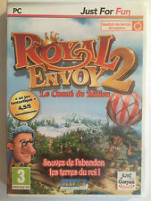 Royal Envoy 2 JEU PC NEUF SOUS BLISTER Gestion et Simulation