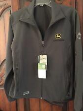 New W/Tags-John Deere Ddx Dri-Duck Baseline Jacket 5309; Women'S Small;Full Zip