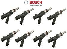 Mercedes C63 W216 W204 Set x8 Fuel Injectors FI Bosch 1560780023 0280158142 NEW