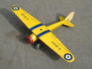 Mettoy Tinplate Aeroplane