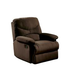 Comfortable Recliner Chair (Chocolate Brown) (BRAND NEW)
