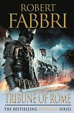 Robert Fabbri, Tribune of Rome: VESPASIAN I, Like New, Paperback