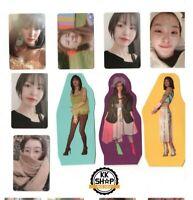 RedVelvet Red Velvet Album Official Original selected Photocard2 Photo card kop