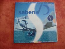 Belgium FDC 1998 Sabena