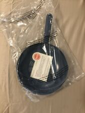 MARK CHARLES MISILLI MCM BLUE STEAMER PAN COOKING KITCHEN PAN  MINT