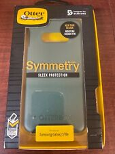 "OtterBox Symmetry Case Suits Samsung Galaxy S10e (5.8"") Ivy Meadow Green"