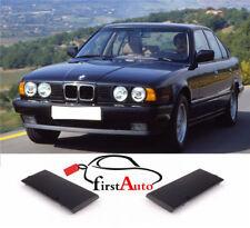 Pair Front Bumper Tow Hook Cover Cap For 1989-1995 BMW E34 525i 530i 540i 535i