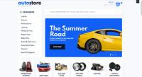 Car Parts Website Design | Responsive Website | Web Design Just £10/Month