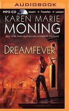 Fever: Dreamfever 4 by Karen Marie Moning (2014, MP3 CD, Unabridged)
