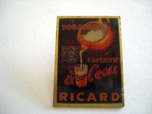 PINS RICARD APERITIF BOISSON ALCOOL