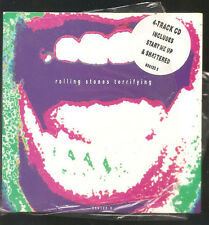 "Rolling STONES ""terrifying"" 4 TRACK CD CARDSLEEVE"