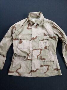 US ARMY Desert DCU Uniform Hemd original Large Regular Neu aus dem Jahr 2000